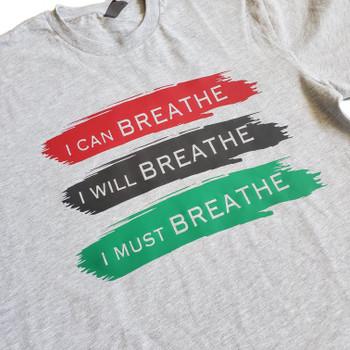 I Can Breathe Unisex Tee Shirt