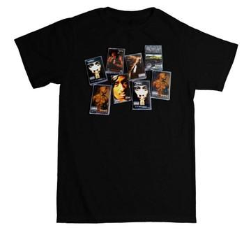 Tupac Paylist Tee Shirt