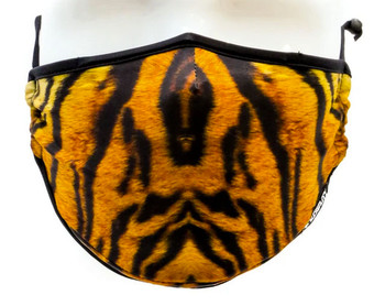 Fydelity Tiger Face Cover
