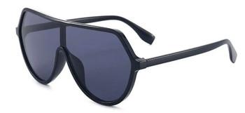 Oversize Aviator Fashion Sunglasses