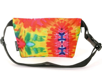 Fydelity Tie Dye Waist Bag