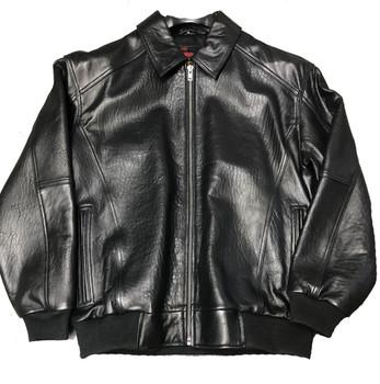 Black French leather Jacket