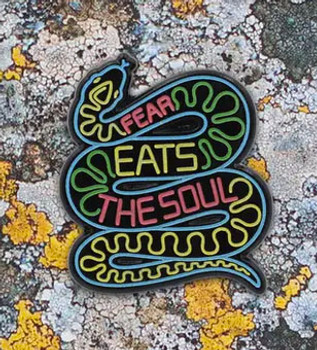 Fear Eats The Soul Snake  Pin