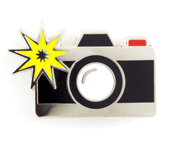 Camera Flash Pin