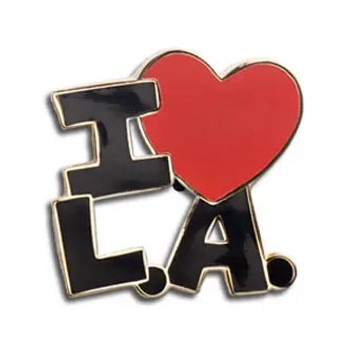 I Love L.A. Pin