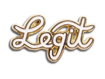 Legit Pin