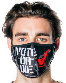 Fydelity Vote Or Die Mask