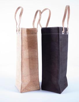 Natural Cork Wine Bag
