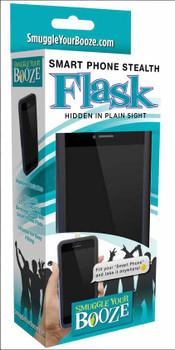 Smart Phone Flask Smuggle Your Booze