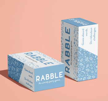 Rabble Card Game for Unruly Fun Game Nights