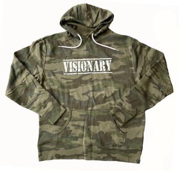 Camo Visionary Hooded Sweatshirt