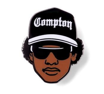 Compton Lapel Pin