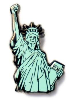 BLM Lapel Pin
