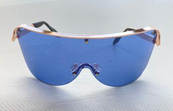 Oversized Blue Colored Sunglasses