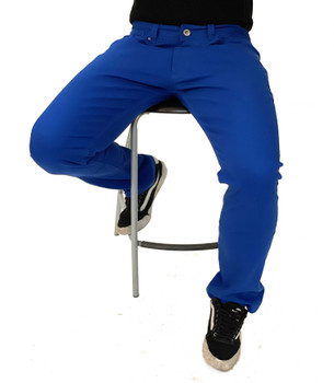 Royal Blue Slim Jeans