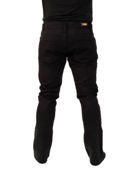 B Street Mens Black Skinny Jeans