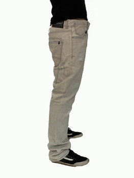 Rocawear Mens White Jeans