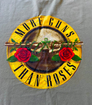 More Guns Than Roses Tee