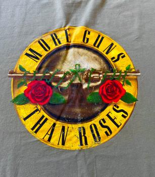 More Guns Than Roses Tee