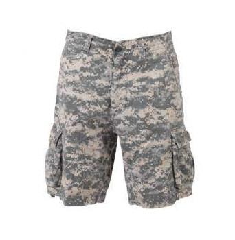 ACU Digital Rothco Vintage Infantry Shorts