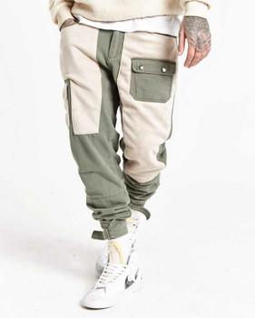 Liquor N Poker Twill Cargo Pants