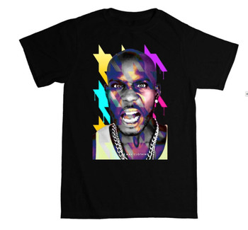 Forever DMX Black Tee Shirt from R Max Clothing