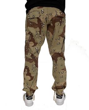 6 Color Desert Camo Cargo Pocket Rothco BDU Pants