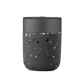 Porter Terrazzo Mug Charcoal