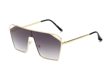 Flat Top Purple Sunglasses