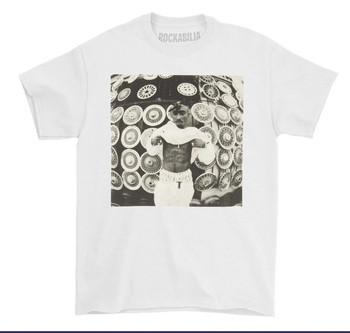 Tupac Tattoo Tee Shirt