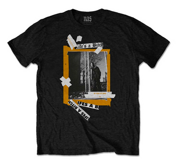 Nas Lifes A Bitch Tee Shirt
