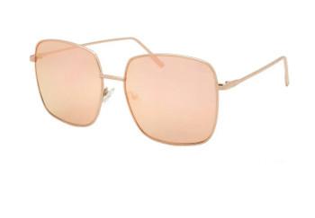Reflective Peach Sunglasses