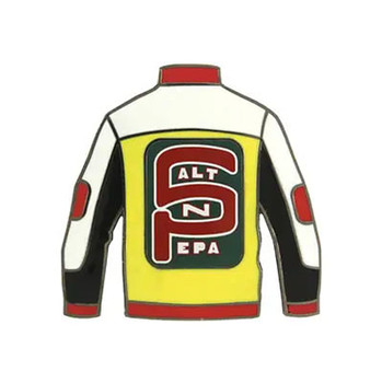 Salt n Pepa Jacket Enamel Pin