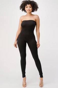 Womens Black Body Suit