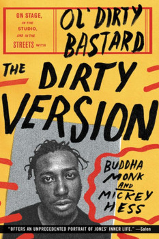 The Dirty Verision Old Dirty Bastard Book