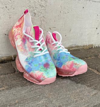 Rainbow Mesh Breathable Casual Sneaker