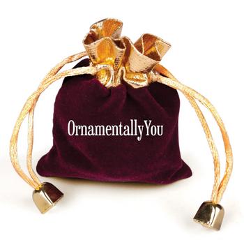 Ornamentally You 90 s Rap Ornament