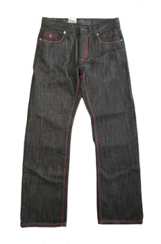 Red and Black G Gator Jeans