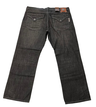 Black G Gator Mens Jeans
