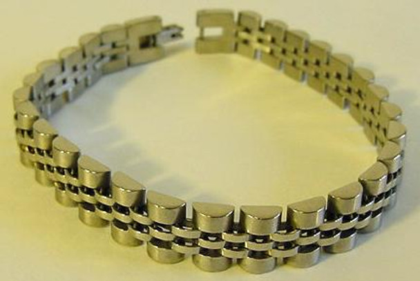Stainless Steel Weave Bracelet