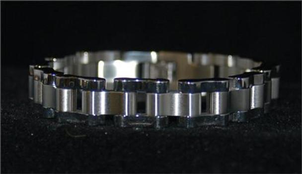 Stainless Steel Linked Bracelet
