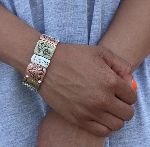 Bliss Inspiration Bracelet