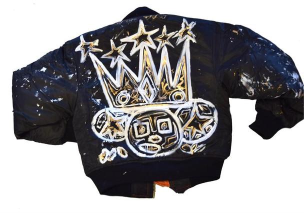 Need That Rose Gold Kids Bomber Jacket