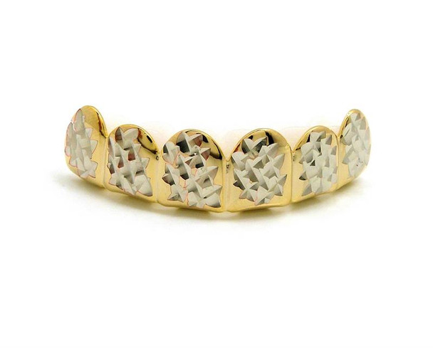 Diamond Cut 2 Grillz