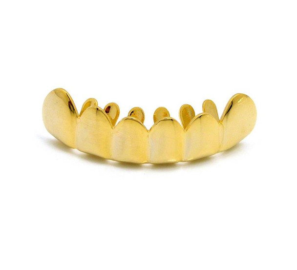 Gold Teeth Grillz