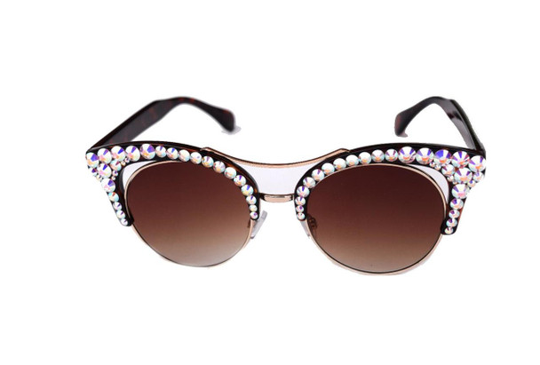 Pointed Edge Sunglasses