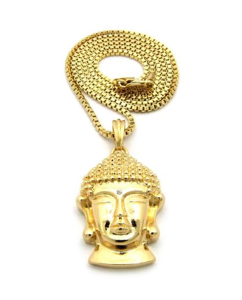 Gold Buddah Chain