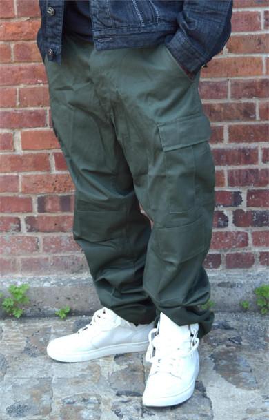 Fatigue Army Navy Cargo Pants