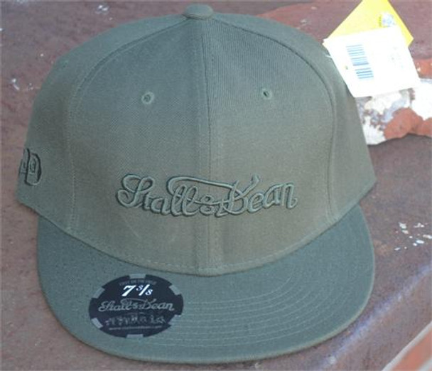 Stall and Dean Olive Green Scripture Hat