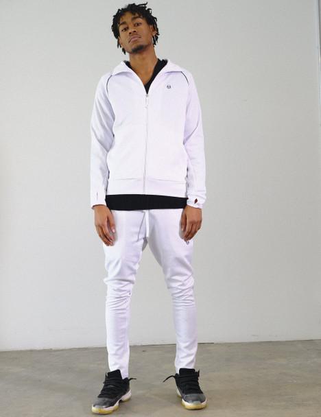 Sergio Tacchini white Track Jacket